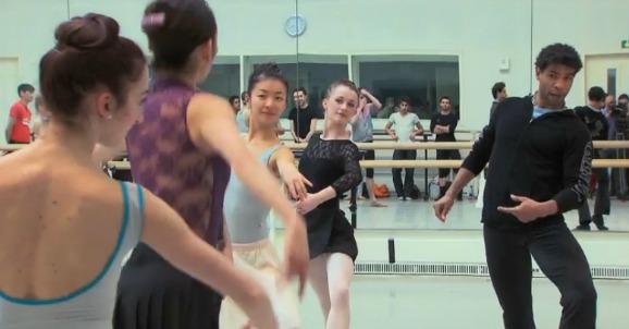 Carlos Acosta Rehearses The Royal Ballet For Don Quixote [Video]