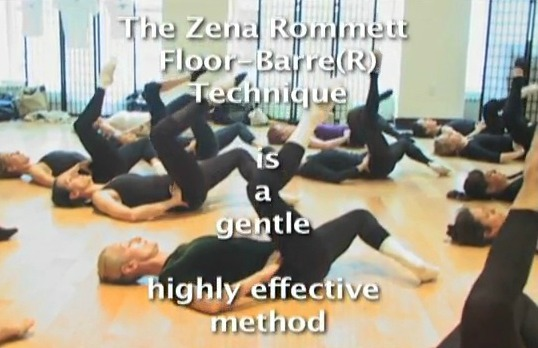 Zena Rommett's Floor-Barre® Technique: Personal Review