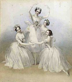 Beloved Ballerinas from the Past