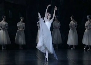 Giselle and three 20th century ballets